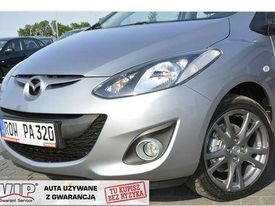 używany Mazda 2 1.3dm 75KM 2011r. 88 000km