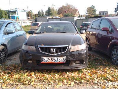 używany Honda Accord 2.2 i-ctdi Executive, Alcantra,Uszkodzony