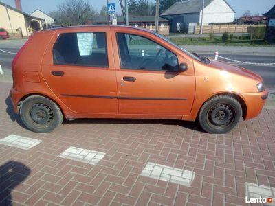używany Fiat Punto 1,9 diesel