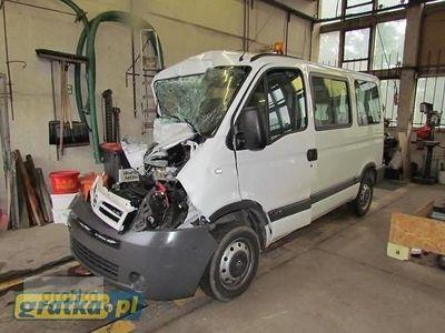 używany Nissan Interstar II L1H1 2,5 dci