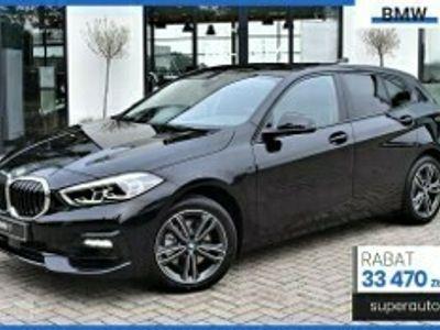 używany BMW 118 SERIA 1 F40 118 Sport Line d (150KM) SportLine | Zostań w domu, wszystko zała