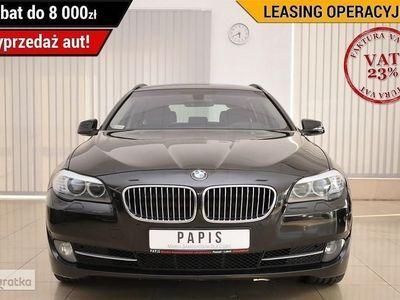 używany BMW 520 SERIA 5VAT23% ASO Climatronic Skóra Xenon Nawi El.Klapa Podgrz.Fotele P