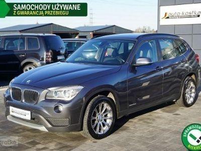 używany BMW X1 I (E84) Xenon, Climatronic, Kubełki, Tempomat, Alu, GWARANCJA, Bezwypadek, A
