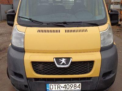 używany Peugeot Boxer