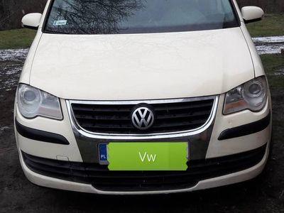 używany VW Touran vw2007r. 1.9 tdi automat + opony zima