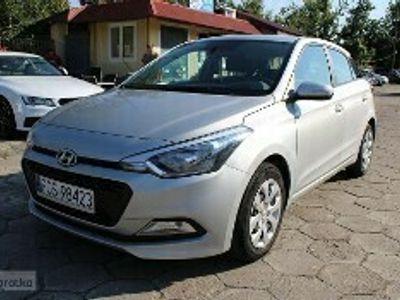 używany Hyundai i20 II 1,2 benzyna 75 KM Klimatyzacja Zarejestrowany