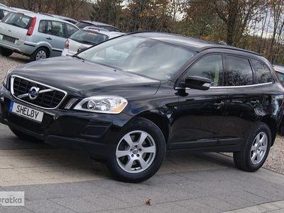 używany Volvo XC60 I 2.0D d3 163KM Navi Led Skóra 6 biegów Zadbany Gwarancja