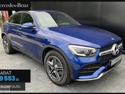 używany Mercedes 220 Klasa GLC 2.04MATIC (194KM) | AMG + Advantage + Kamera 360 + MULTIBEAM L