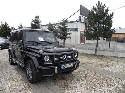 używany Mercedes G63 AMG Klasa G W463 63 AMGAMG 540 KM