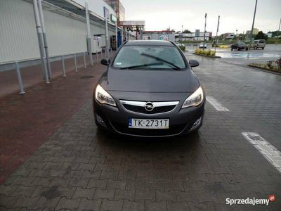 używany Opel Astra 2011r TOURER SPORT salon POLSKA 1.7 CDTI