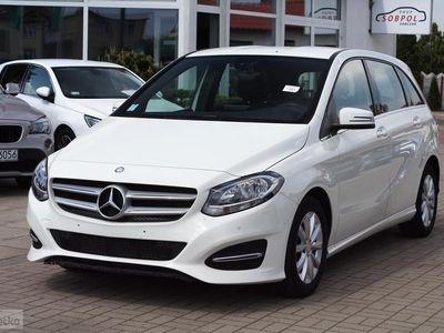 used Mercedes 200 Klasa B W246d 2,2 136KM Automat, Navi, Skóra, Kamera, Serw