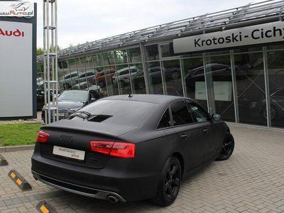 używany Audi A6 3dm3 204KM 2013r. 217 774km Limuzyna 3.0 TDI 204 KM 6-G