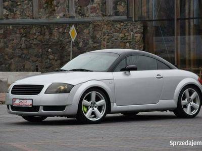 używany Audi TT Coupe 1.8Turbo 180KM MANUAL Gaz XII.1998r. Skóra alu18 8N (1998-2006)