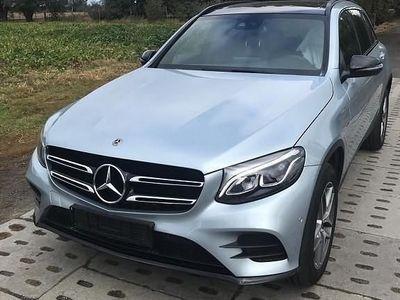 używany Mercedes GLC350 e 4Matic mod 2018
