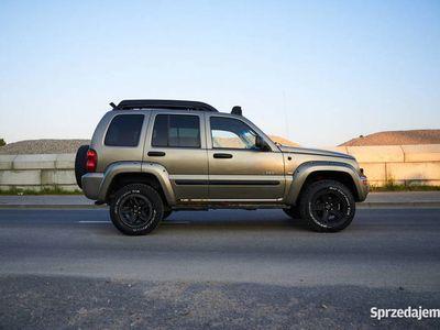 używany Jeep Cherokee KJLiberty Renegade 3.7 ponad 200KM 4x4