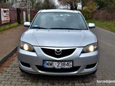 używany Mazda 3 I 1.6 109KM