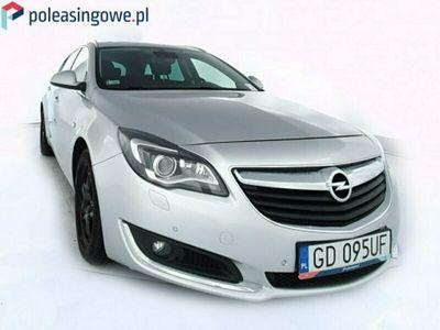 używany Opel Insignia 1.6dm 136KM 2017r. 136 558km