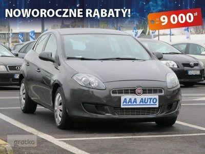 używany Fiat Bravo II Salon Polska, Serwis ASO, Klima
