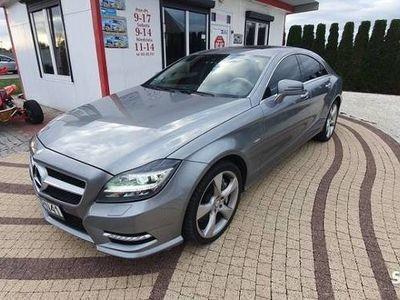używany Mercedes CLS550 Klasa CLS W218 55 AMGAMG Zarejestrowan Bogata wersja