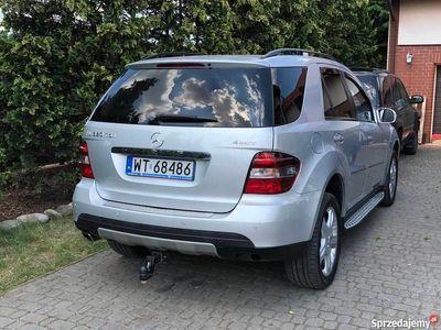 używany Mercedes ML320 CDI stan idealny