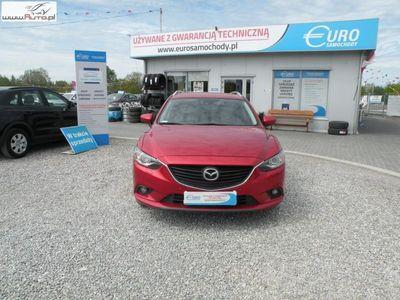 używany Mazda 6 2dm3 165KM 2013r. 94 000km Salon Polska f-vat gwa. 1 rok