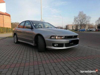 używany Mitsubishi Galant 2.5 V6, LPG, tiptronic, sedan