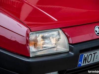 używany Skoda Favorit 135L 1991r Salon PL