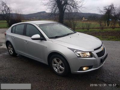 używany Chevrolet Cruze 1.6dm3 124KM 2012r. 138 650km 1.6 124 KM Benzyna 2012r