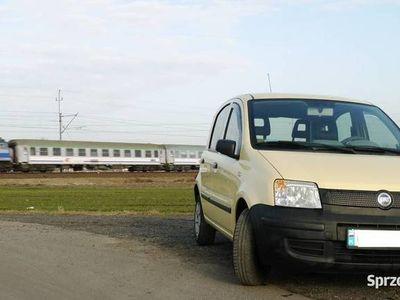 używany Fiat Panda PANDA 1.1 BENZYNA 2005 Opole / Suchy Bór6 koła