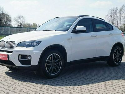 używany BMW X6 3dm 245KM 2013r. 105 000km