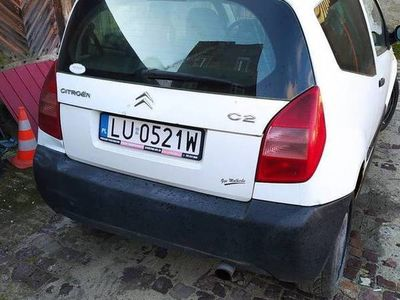 używany Citroën C2 1.4hdi