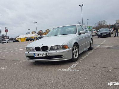 używany BMW 525 B+G