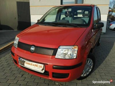 używany Fiat Panda 1.1dm 54KM 2005r. 75 000km