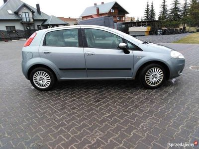 używany Fiat Grande Punto 1.4 8v Zadbane