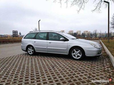 używany Citroën C5 Break 2.0 16v benzyna + gaz