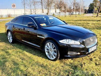 używany Jaguar XJ
