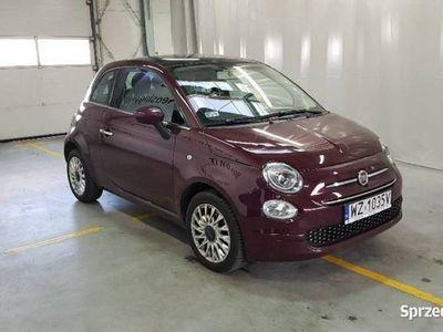 używany Fiat 500 1.2dm 69KM 2018r. 19 470km