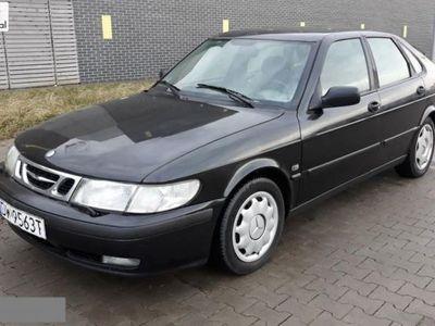 używany Saab 9-3 2,0 T 2000 r. 1.9 2,0 T 2000 r. automatyczna klima.