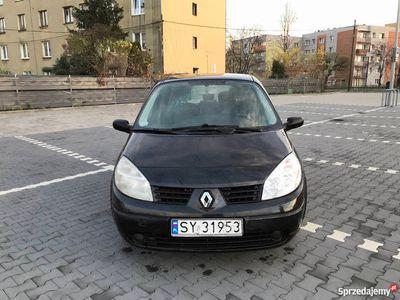 używany Renault Scénic II • 2004r. • 1.5 dCI