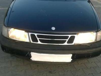 używany Saab 900 1997r Klasyk Benzyna + LPG