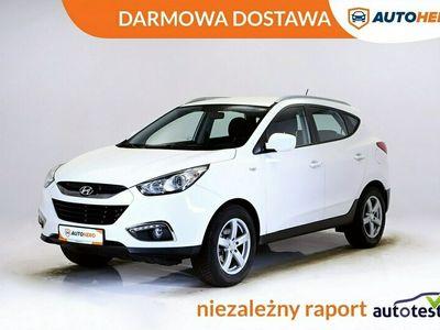 używany Hyundai ix35 DARMOWA DOSTAWA, LED, Navi, Klimatyzacja, Multifunkcja, Bluetooth