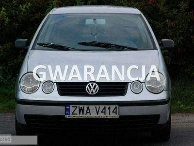 używany VW Polo 1.2dm 75KM 2004r. 220 000km