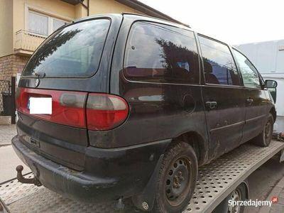 używany VW Sharan volkswagen2.0 benzyna