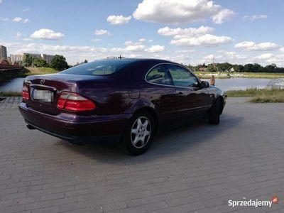 używany Mercedes CLK320 Elegance