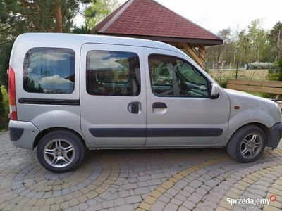 używany Renault Kangoo 2004