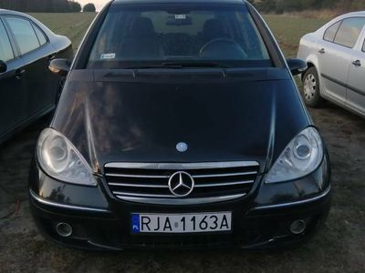 używany Mercedes A200 CDI