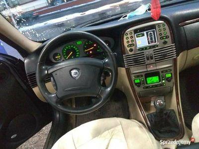 używany Lancia Lybra bez korozji z lpg