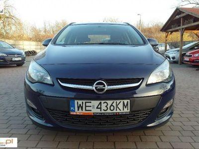 używany Opel Astra 1.6dm3 110KM 2015r. 109 000km Salon polska super stan FAKTURA VAT GWARANCJA 6 miesięcy w cenie