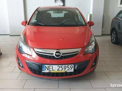 używany Opel Corsa 1.3dm 95KM 2013r. 280 000km