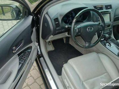używany Lexus GS300 GS III3.0 V6 249KM Navi Skóry Kamera 182tys KM Gwarancja